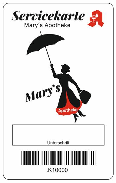 Mary-Card